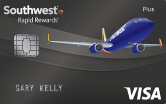 The Southwest Rapid Rewards Visa credit card is key to earning the Companion Pass