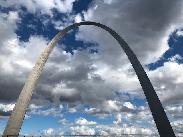 The Gateway Arch is the most famous of the top St. Louis attractions