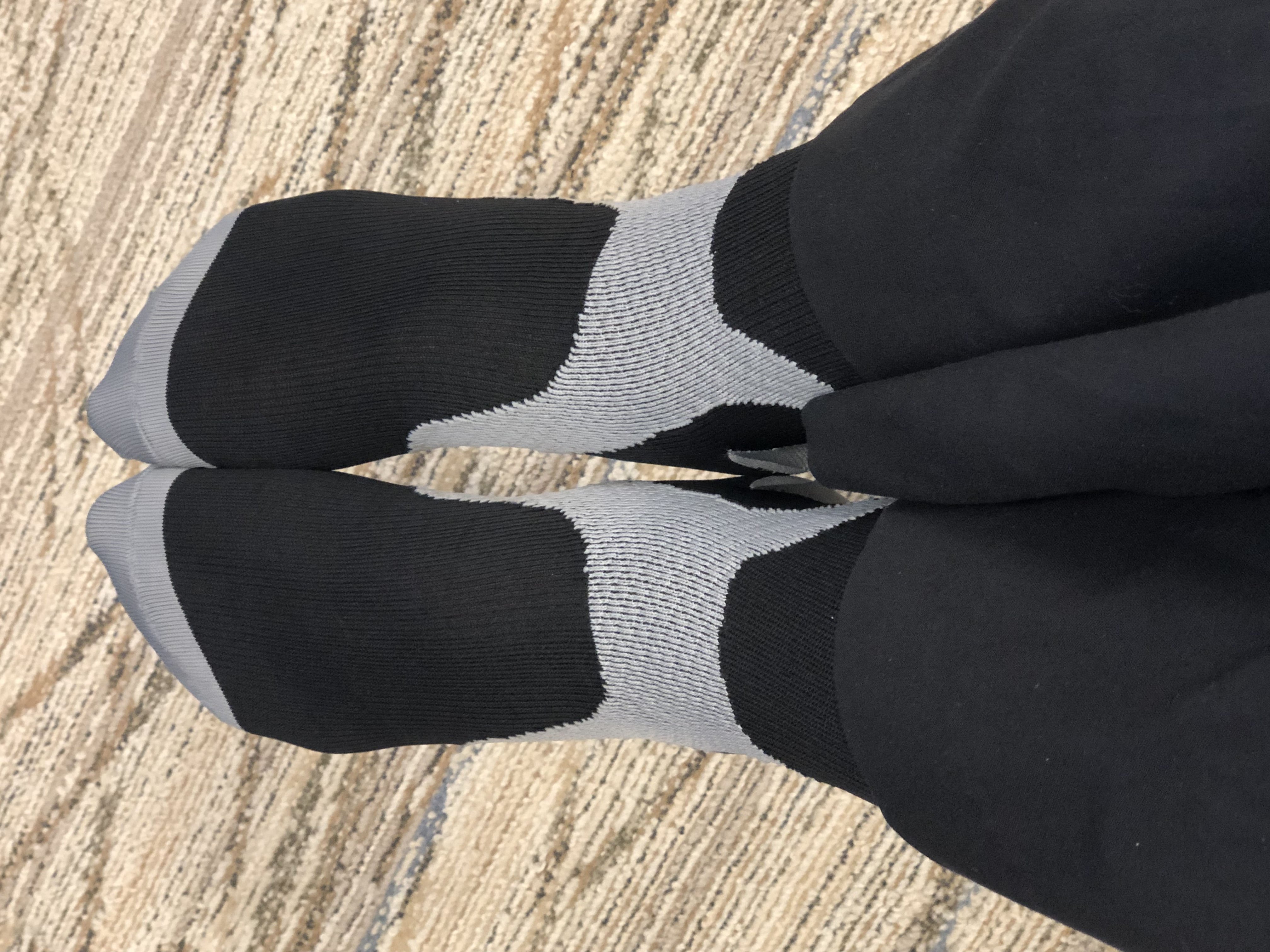 How painful is it to fly in economy to Australia? Swollen ankles can make it quite uncomfortable for days, so be sure to wear compression socks on all your long-haul flights.